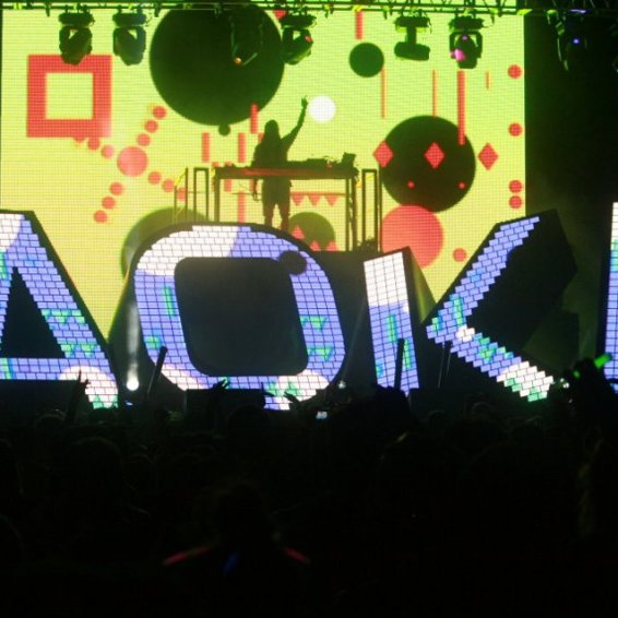 Kolony Gras: Why Steve Aoki's Onstage Antics Feel at Home in New Orleans (February 2018)